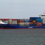 Actuele scheepvaart wereld